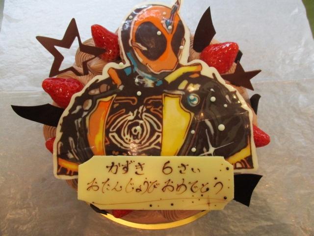 キャラクターケーキ川越