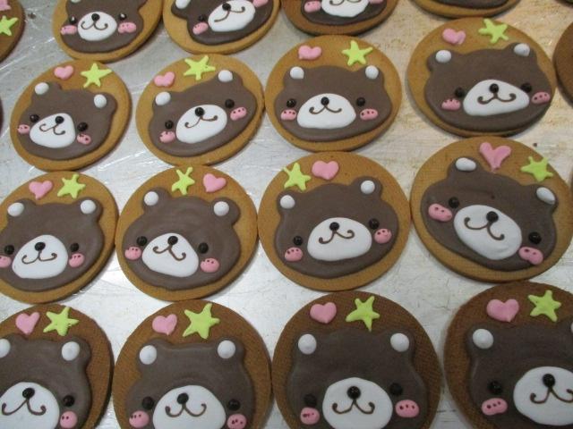 卒園クッキー
