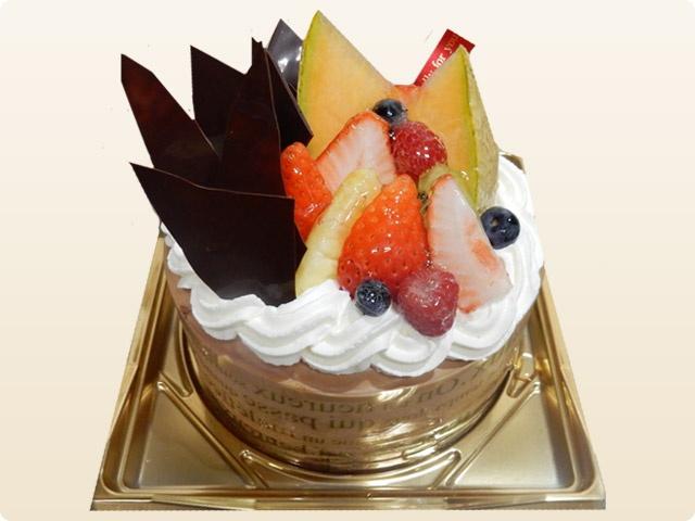 シェフのチョコケーキ