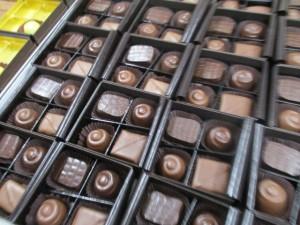 チョコレート鶴ヶ島