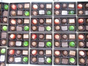チョコレート坂戸