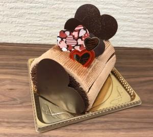 バレンタインデー限定ケーキのご紹介