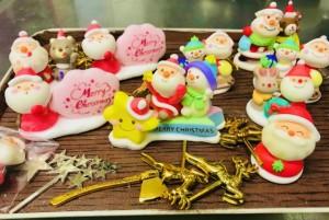 クリスマスケーキ考案中です!