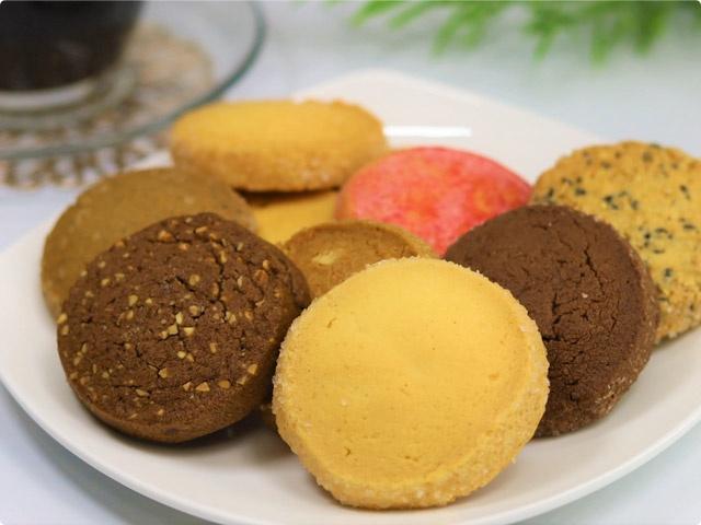 プレミアムクッキー10種
